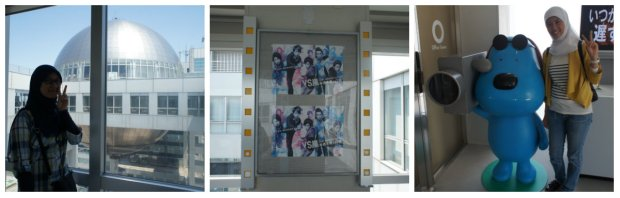 Hamatachi, poster VSA, dan Rafu-kun