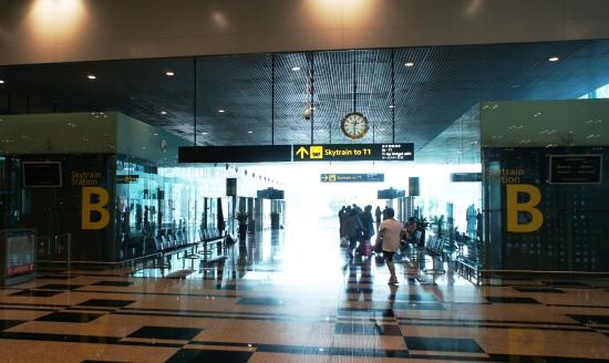 Area Skytrain Terminal 2