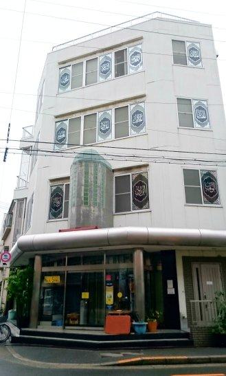 Osaka_Mosque