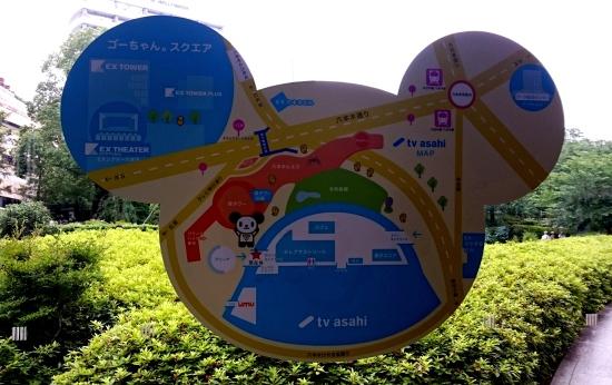 TV Asahi_map
