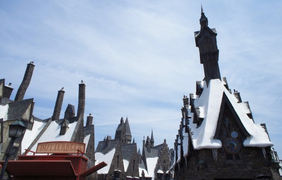 The Wizarding Land of Harry Potter