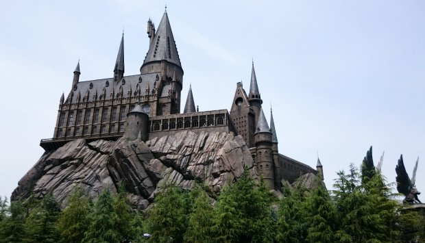 Welcome to Hogwarts! Welcome to The Wizarding World of Harry Potter!