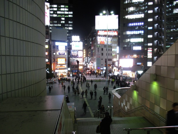 Shinagawa Statues