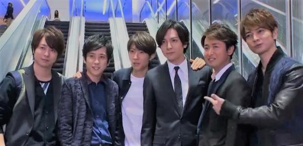 Arashi and Ikuta Toma Fukkatsu Love